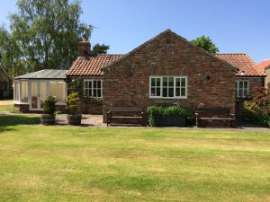 The Mistal, 2 bedroom self catering holiday cottage in North Yorkshire.