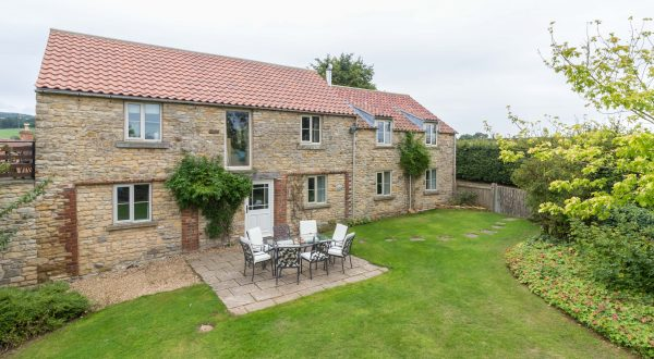 North Yorkshire Holiday Cottage The Granary